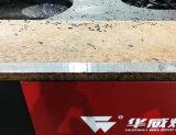 Máquina preparada soldadura Beveler del ranurador del tubo de la placa de la buena calidad Pqx-15