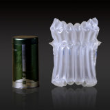 Aufblasbarer Plastik gepolsterter Luft-Spalte-Beutel für Verpackungs-grünen Tee