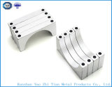 Cnc-Aluminiumteile hergestellt in China