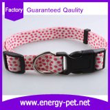 Fashion Dots Prints Pet Supply Colliers pour chiens