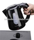Bouilloire en plastique économiseuse d'énergie de l'eau de bouilloire de la bouilloire 1100W 0.8L électrique