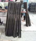 Bâtis d'auvents anodisés par qualité de guichet en aluminium