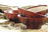 "Tazón de fuente de Ramen de la serie de "" Oribe "" de la melamina/servicio de mesa de la melamina (JB585)"