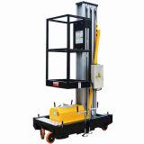 Aluminiumlegierung-Luftarbeit-Plattform-Aufzug (maximale Höhe 9m)