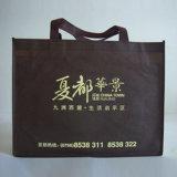 昇進PPの非編まれた買物をする買物袋(LJ-167)