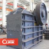 Trituradora de quijada minera usada de la mina de oro