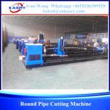 Máquina de chanfradura do CNC da tubulação redonda de Kasry