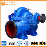 Bomba de água de alta pressão da irrigação da bomba de água 90kw de China Sanchang