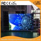 Visualización de LED a todo color publicitaria de interior P6 del mejor precio de la calidad mejor