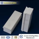 Chemshun a conçu les constructeurs en céramique de garnissage de brique de broyeur à boulets d'alumine