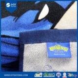 反応印刷の卸売の綿のビーチタオル