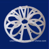 Fabricant Plastic Teller Rosette Ring comme Tower Packing