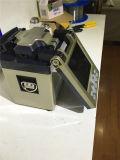 Goldene und Slivery Faser-Schmelzverfahrens-Filmklebepresse-Maschine (FS-86)