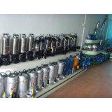Pompe à eau d'égout centrifuge submersible d'écoulement axial de qualité