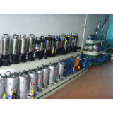 Qualitäts-Strömung-versenkbare Fliehkraftabwasser-Pumpe