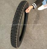 Hochleistungs-, lange Lebensdauer 3.00 17 Motorrad-Gummireifen-Reifen 3.25-16