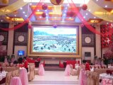 SMD 3 in 1 P8 Indoor Electronic Full Color LED Display Screen Panel