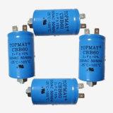 Конденсатор вентилятора мотора AC с VDE. Ce. RoHS. Утверждения CQC (CBB60)