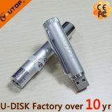 二重レーザー光線のペン様式USBのフラッシュ駆動機構(YT-7105L)