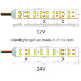 Двойн-Линия прокладка SMD1210 (3528) 240LEDs 12V R/G/B/W СИД