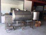 Máquina 1000L (equipo de la limpieza del CIP de la limpieza del CIP de la calefacción de vapor)