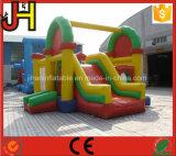 Смешной раздувной оживлённый замок для детей