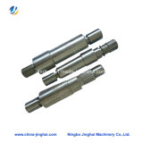 Latón OEM forjado de precisión de metales / Eje de acero para el mecanizado de piezas