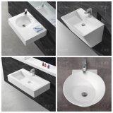 Искусственний каменный малый тазик шкафа ванной комнаты