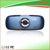 Color azul mini digital sin hilos cámara de la pizarra del coche 1080p