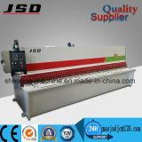 Tagliatrice dell'acciaio inossidabile di lunghezza di Jsd QC12y 3m