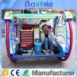 Nuevo diseño del coche giratorio feliz del balance para los cabritos