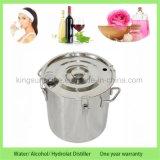 Edelstahl gedichteter Destillierapparat-Äthanol-Destillation-Spalte-Wasser-Spiritus-Wein Hydrolat für Hauptgebrauch