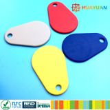 MIFARE DESFire EV1 2K 나일론 RFID keychain Keyfob 새로운 꼬리표