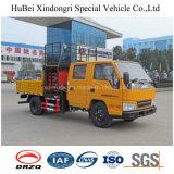 14-16m JAC 공중 물통 트럭 수직 유형 Euro5
