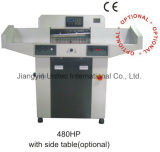 Digitale Hydraulische Papier Guillotine-Schneidemaschine 480hp