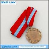 주문을 받아서 만들어진 올림픽 스포츠 메달 포상 메달 동전 금속 리본 큰 메달