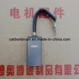 Spazzole di carbone elettriche della grafite del metallo del Morgan CM3T