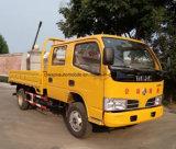 Petite cabine pratique d'équipage de camion à benne basculante de 4X2 5 T 5 tonnes de tombereau de camion de cargaison