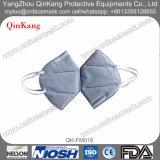 Aktive faltbare Wegwerfgesichtsmaske des Kohlenstoff-Ffp2