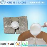 Borracha de silicone espumante líquida para indústria médica