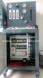 Wc-Co Carburo de cromo Hvof Alta velocidad Oxyfuel Metellic Resistencia a la corrosión Pintura Revestimiento en polvo Thermal Blame Spraying Device Equipo de la máquina