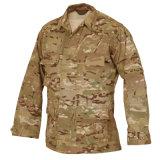 Uniforme di vestito tattica da battaglia di Camoflage di Cp Bdu di cotone