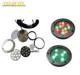 Swimmingpool-Licht des hohe Helligkeits-Edelstahl-LED