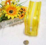 Мешок застежки -молнии PVC изготовленный на заказ ясности пластичный для косметик