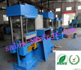 4 StänderAutomatic Duplex Rubber Vulcanizing Press/Hydraulic Vulcanizing Press mit Cer ISO 9001