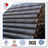24 tubos de acero En10219-1 S355jrh de la pulgada SSAW para la construcción