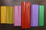 Saco colorido plástico feito sob encomenda para a embalagem