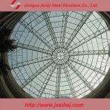 Longue toiture de structure de bâti en acier de lucarne de dôme d'envergure de qualité