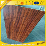 2016 neues Aluminum Aluminium Alloy Wooden Grain für High Class Furniture Decoration