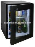 Minibar de vidro reversível da absorção da porta da capacidade 40L